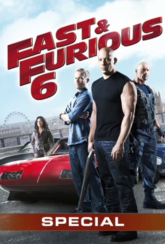The Fast & The Furious 6: Special image